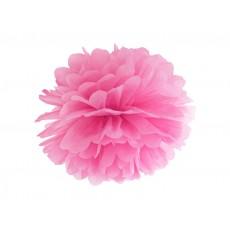 Pom pom ružový brmbolec