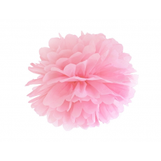 Pom pom bl. ružový brmbolec