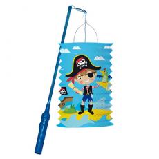 Lampión Pirát + palička so svetlom