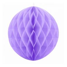 Papierová guľa bledo fialová