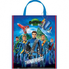 Darčeková taška Thunderbirds plastová