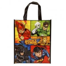 Darčeková taška Liga Spravodlivosti - Justice League plastová