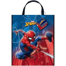 Darčeková taška Spiderman plastová