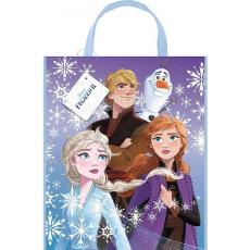 Darčeková taška  Frozen plastová