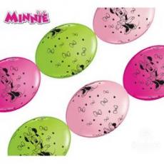 Naväzovacie balóny Minnie Qlink 12´´