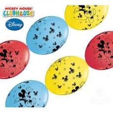 Naväzovacie balóny Mickey Mouse Qlink 12´´