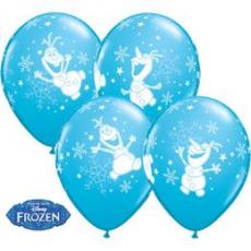 Balóny Frozen Olaf Dancing Q 11´´ RND