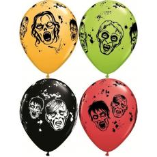 Balóny Zombies Q 11´´
