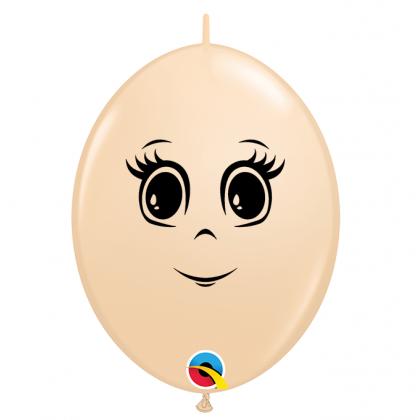Q-link 6´´ Feminine Face /ženská tvár/
