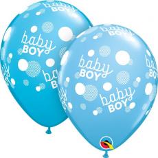 Q 11´´ RND Baby Boy Blue