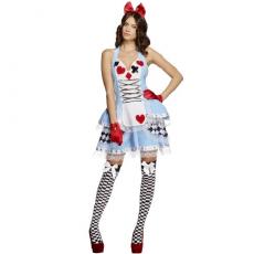 Kostým slečna Wonderland