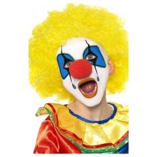 Farby na tvár Klaun