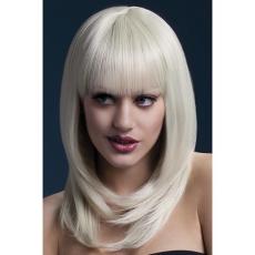 Parochňa Fever blond s ofinou