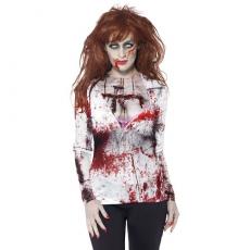 Kostým Zombie - tričko