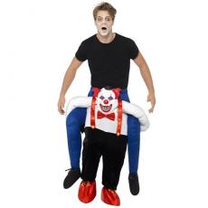Kostým Šialený klaun a Ja