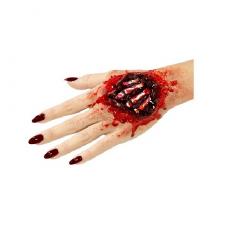 Imitácia rany - poranenie ruky