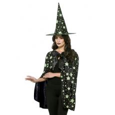 Čarodejnícky set svietiaci v tme