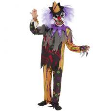 Kostým Strašidelný Klaun