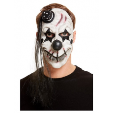 Latexová maska Klaun