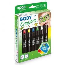 Farby na tvár ceruzky Moon chlapec