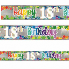 Banner narodeniny 18