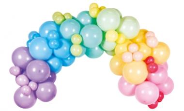 Balónové girlandy