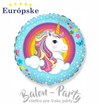 Balóny fóliové EU stredné