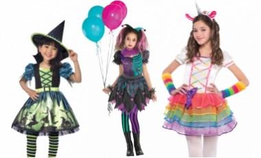 Karnevalové kostýmy Dievčenské
