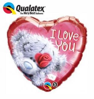 Balóny fóliové Qualatex stredné