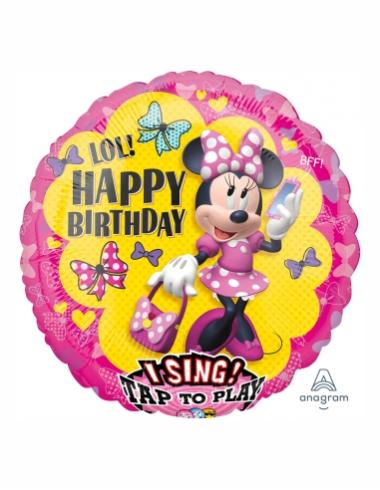 Spievajúce balóny Minnie
