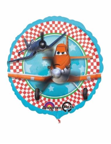 Balóny fóliové stredné 45 cm