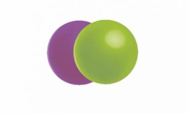 Balón veľký 60 cm - Gigant 2ft