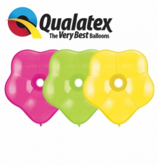Balón qualatex Kvetinka