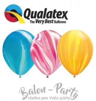 Balóny Q11 Mramor