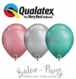 Balóny Q11 Chrome