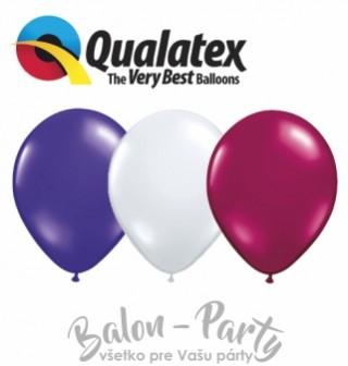 Balóny Q11 Priehľadné