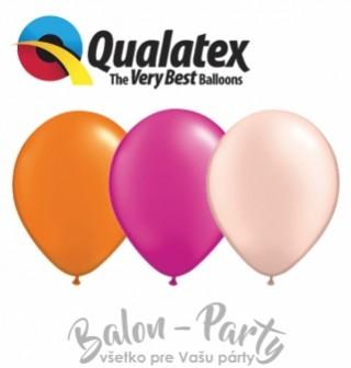 Balóny Q11 Pearl a Metalic