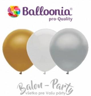 Balóny R12 Metalic