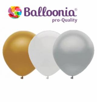 Balóny S12 Metalic