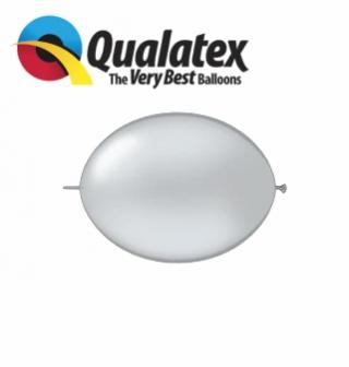 Balóny naväzovacie Qlink 6 metalic