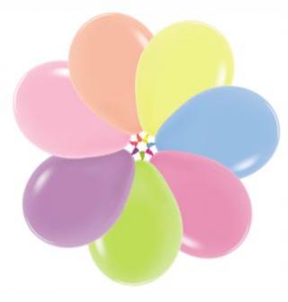 Balóny bez potlače