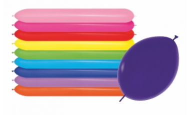Naväzovacie balóny LOL - na balónové dekorácie a výzdoby