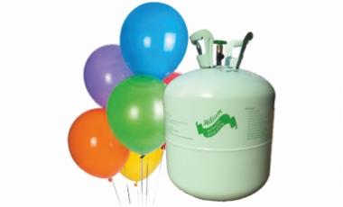 Párty Hélium s balónmi