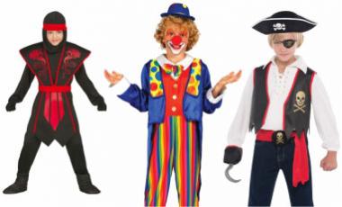 Karnevalové kostýmy Chlapčenské