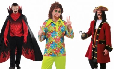 Pánske karnevalové kostýmy