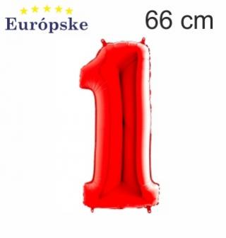 Červené čísla veľké