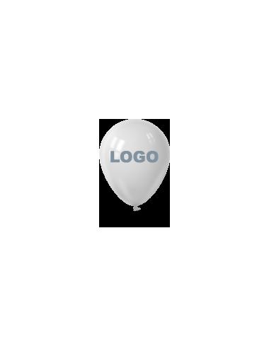 Jednofarebná potlač balónov