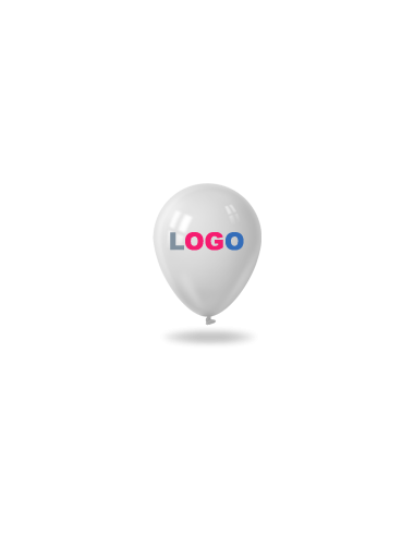 Trojfarebná potlač balónov