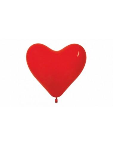 Balóny srdiečka