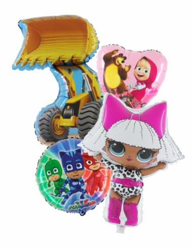 Fóliové balóny